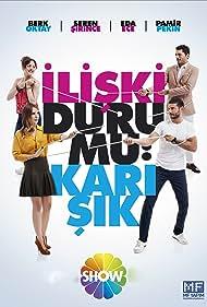 Berk Oktay, Pamir Pekin, Eda Ece, and Seren Sirince in Iliski Durumu: Karisik (2015)