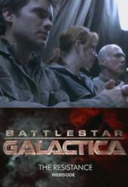 دانلود زیرنویس فارسی سریال Battlestar Galactica: The Resistance