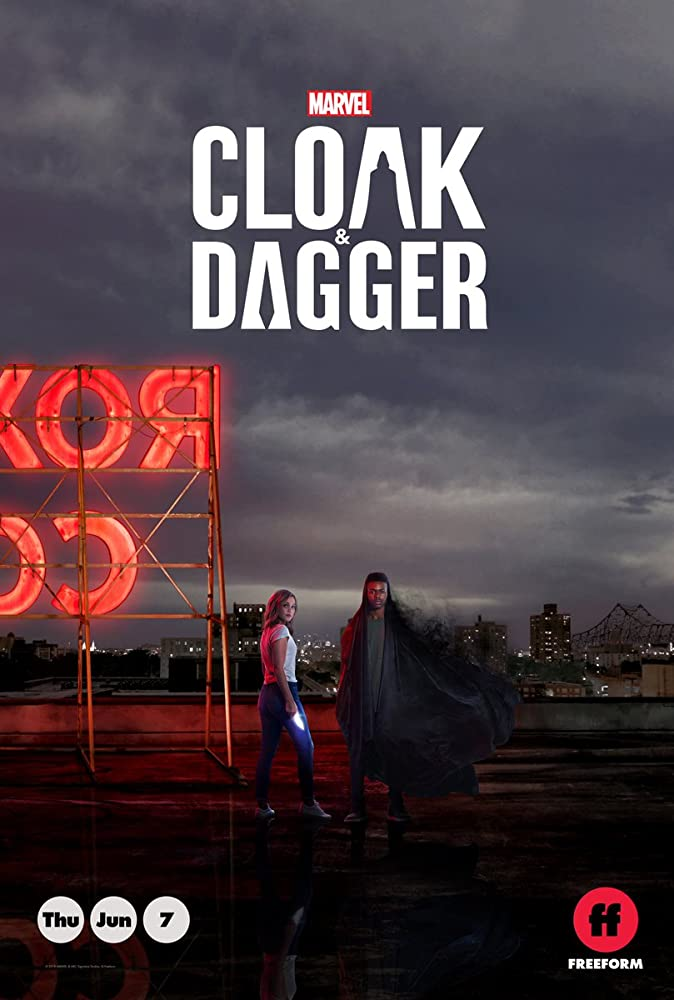 Apsiaustas ir Durklas 1 Sezonas / Cloak & Dagger Season 1 (2018) online