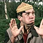 Yuriy Nikulin in Pyos Barbos i neobychnyj kross (1961)