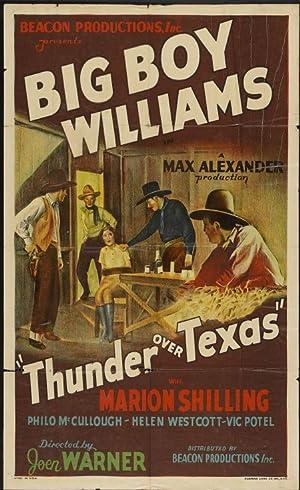 Where to stream Thunder Over Texas