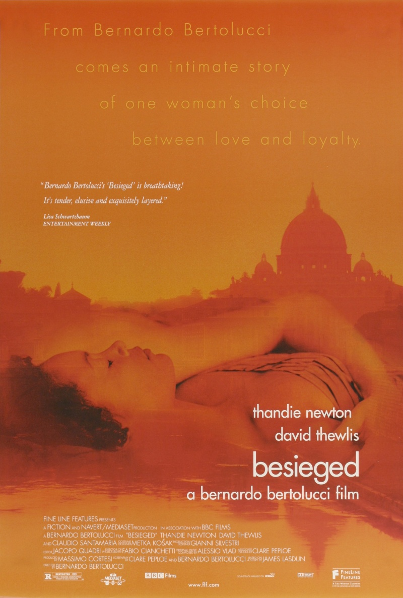 Thandie newton pleasures herself in besieged movie