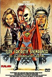 1960 1970 Turk Fantastik Sinemasinda Ses ve Görüntü Efekt Uretimi Poster
