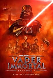 Vader Immortal: A Star Wars VR Series - Episode I Poster