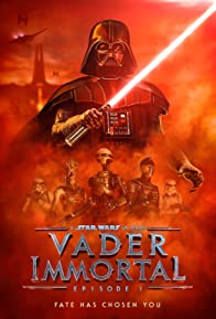 Primary photo for Vader Immortal: A Star Wars VR Series - Episode I