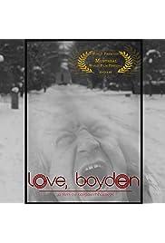 Love, Boyden