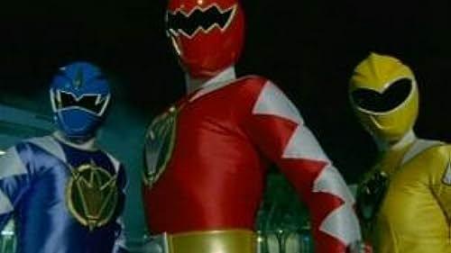 Power Rangers Dino Thunder: Vol. 1: Day of the Dino