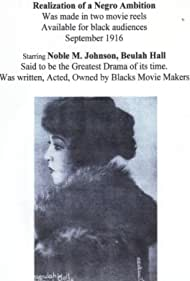 The Realization of a Negro's Ambition (1916)