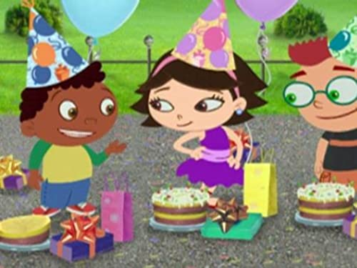 Admirable Disneys Little Einsteins The Christmas Wish Funny Birthday Cards Online Alyptdamsfinfo