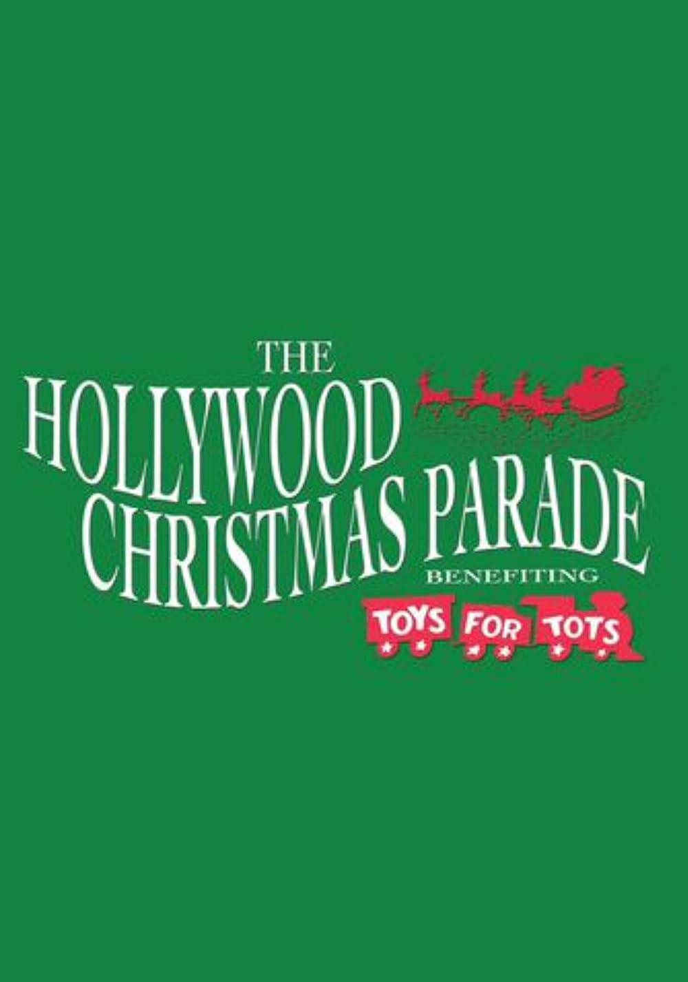 Christmas Parade Hollywood 2021