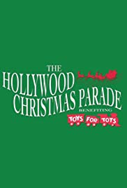 The 86th Annual Hollywood Christmas Parade Poster