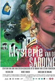 Het mysterie van de sardine Poster