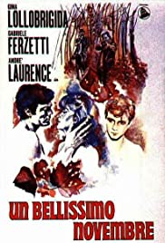 Un bellissimo novembre (1969) Poster - Movie Forum, Cast, Reviews
