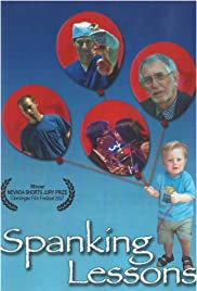 Spanking Lessons Poster