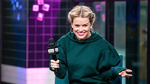 BUILD: Alice Eve on Her Audition for 'Star Trek Into Darkness'