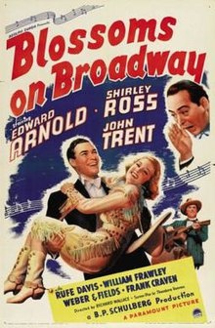 Blossoms on Broadway (1937)