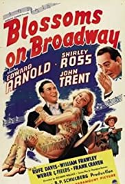 Blossoms on Broadway Poster