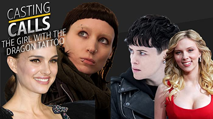 The Girl in the Spider's Web: A New Dragon Tattoo Story (2018)