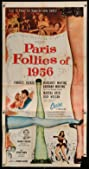 Paris Follies of 1956 (1955) Poster