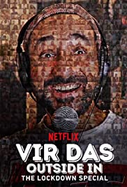 Vir Das: Outside in - The Lockdown Special Poster