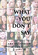 What You Don't Say