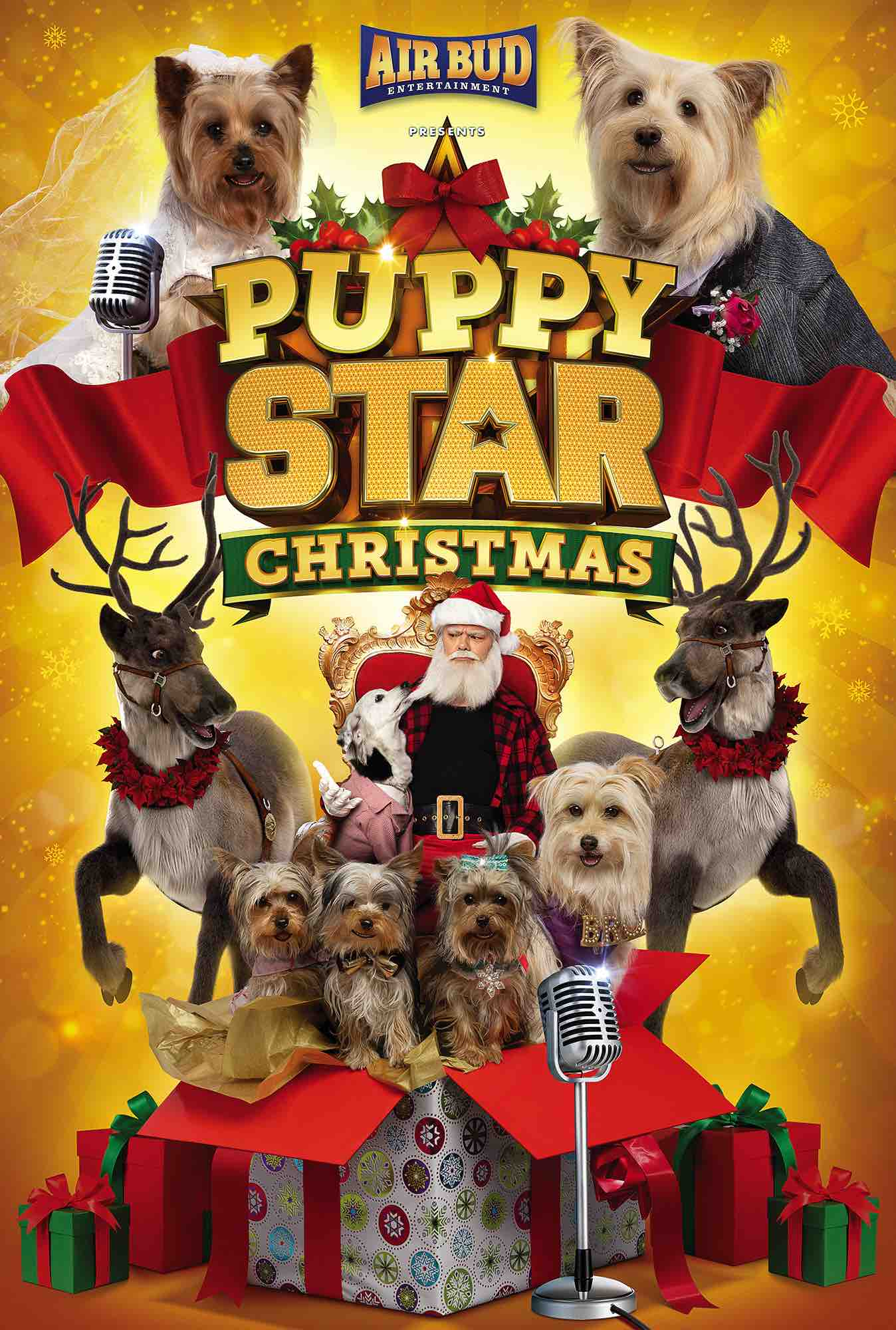 Puppy Star Christmas 2018 Imdb