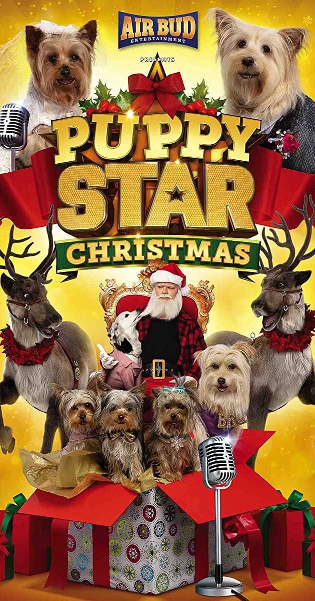 Subtitle of Puppy Star Christmas