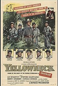 Stephen Courtleigh, Harold Gordon, Berry Kroeger, Bill Mason, Lin McCarthy, and Al Tamez in Yellowneck (1955)