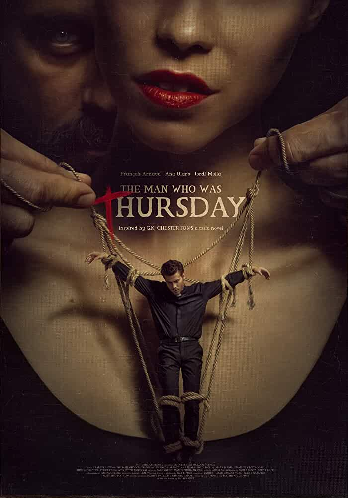 The Man Who Was Thursday (2016) Hindi Dubbed