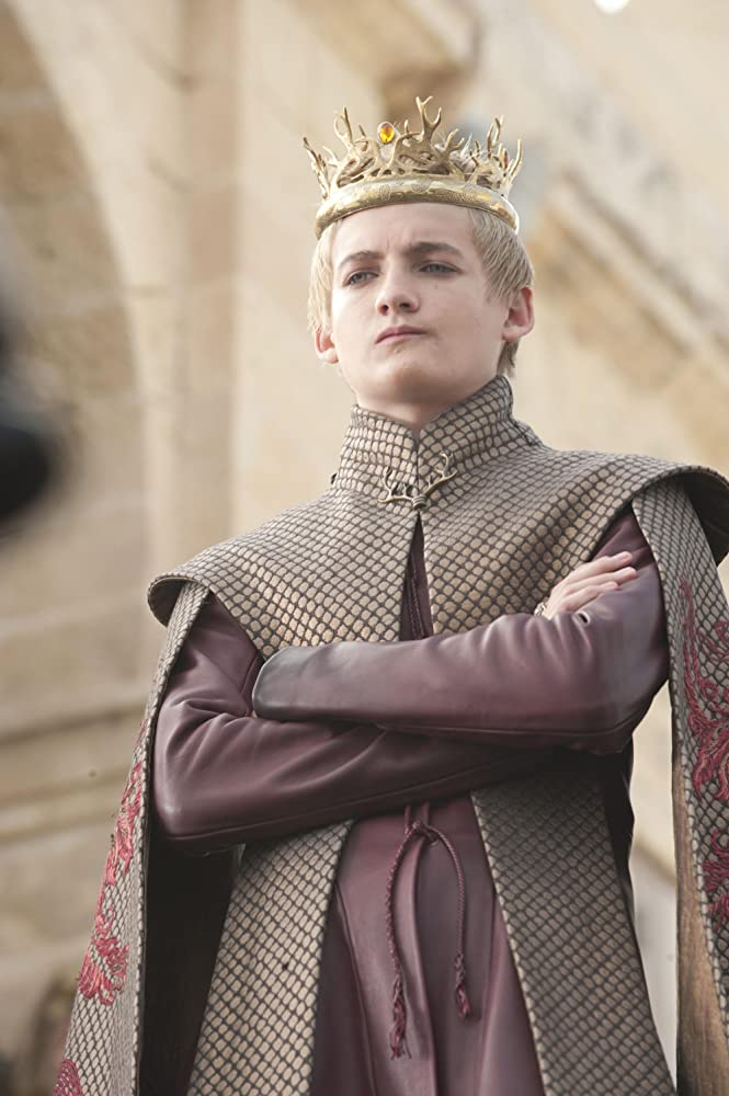 Jack Gleeson in Game of Thrones (2011)