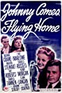 Johnny Comes Flying Home (1946) Poster