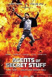 Agents of Secret Stuff Poster