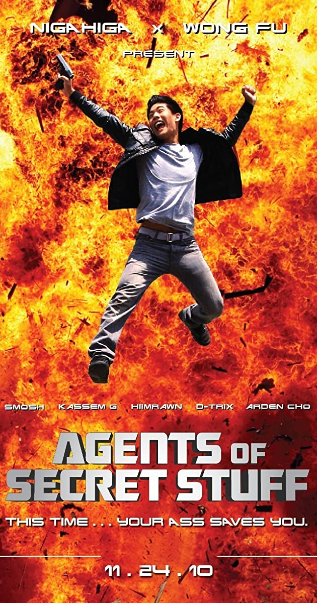 Agents of Secret Stuff (2010) - IMDb
