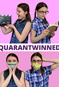 Aspen K Somers and Ashley Leanne Somers in Quarantwinned (2020)