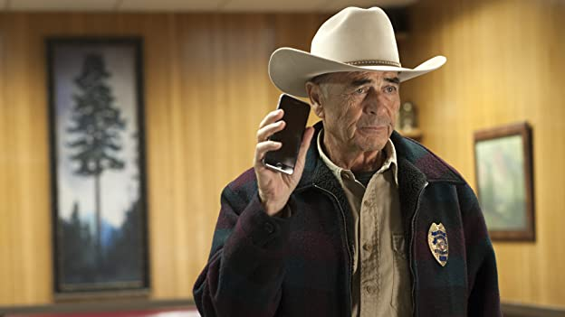Robert Forster in Twin Peaks (2017)