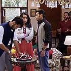 Shahid Kapoor, Shraddha Kapoor, and Divyendu Sharma in Batti Gul Meter Chalu (2018)