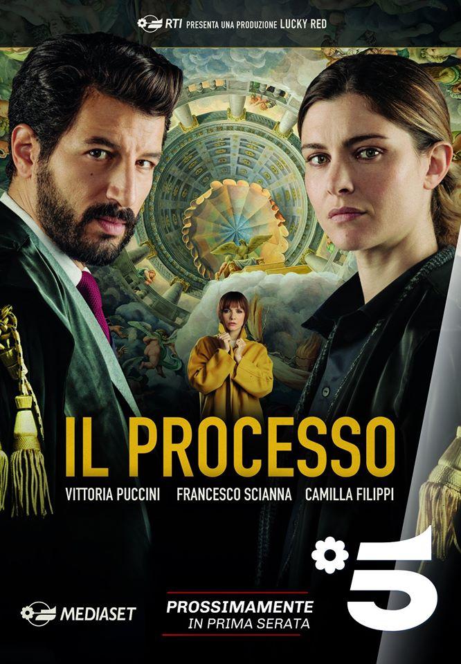 The Trial AKA Il Processo S1 (2019) Subtitle Indonesia