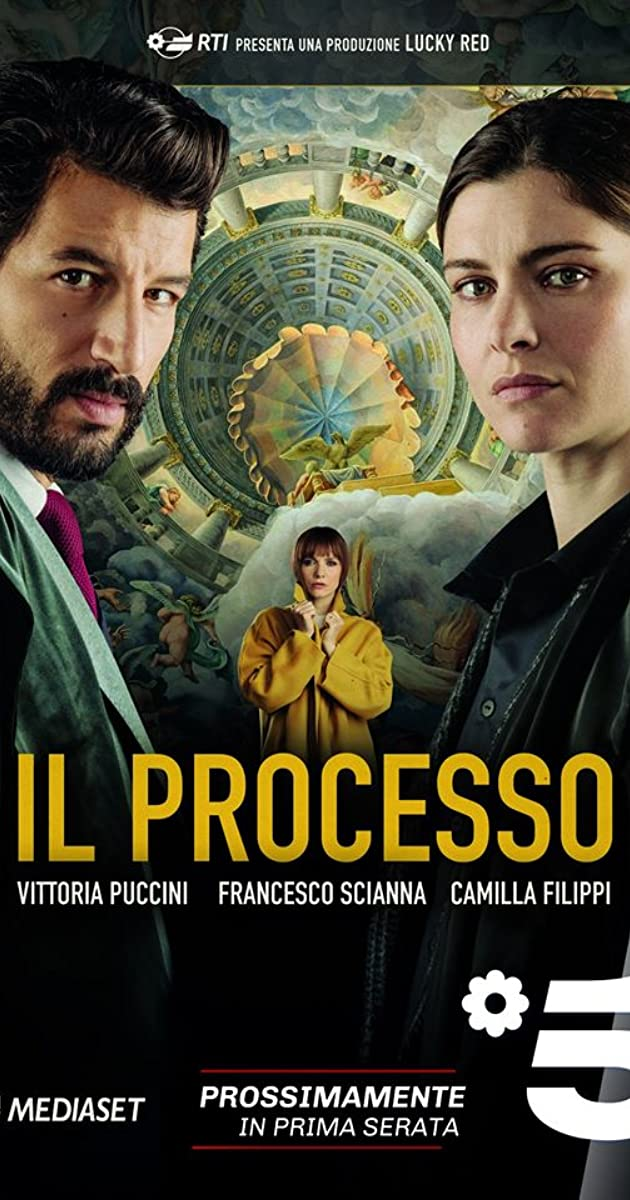 download scarica gratuito Il Processo o streaming Stagione 1 episodio completa in HD 720p 1080p con torrent