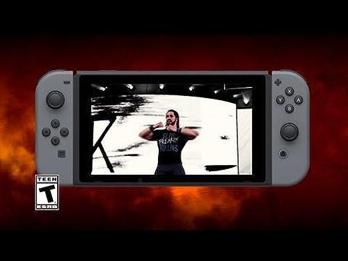 WWE 2K18 (VG)