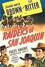Raiders of San Joaquin (1943) Poster