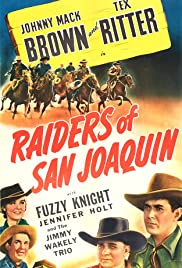 Raiders of San Joaquin (1943) 720p