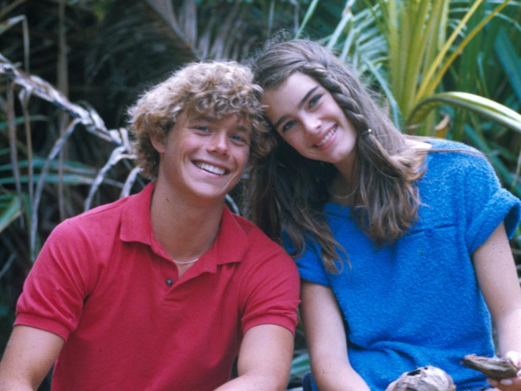 "First Look: Christopher Atkins in Lifetime's ""Blue Lagoon ... 