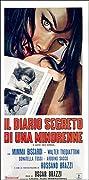 Il diario segreto di una minorenne (è nata una donna) (1968) Poster