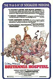 Britannia Hospital(1982) Poster - Movie Forum, Cast, Reviews