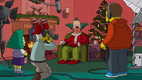 The Simpsons Christmas Episodes.The Simpsons The Nightmare After Krustmas Tv Episode 2016