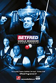 World Championship Snooker Poster