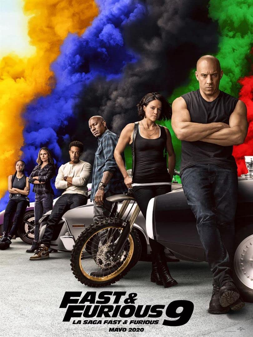 Fast And Furious 9 (2021) Hindi Dubbed