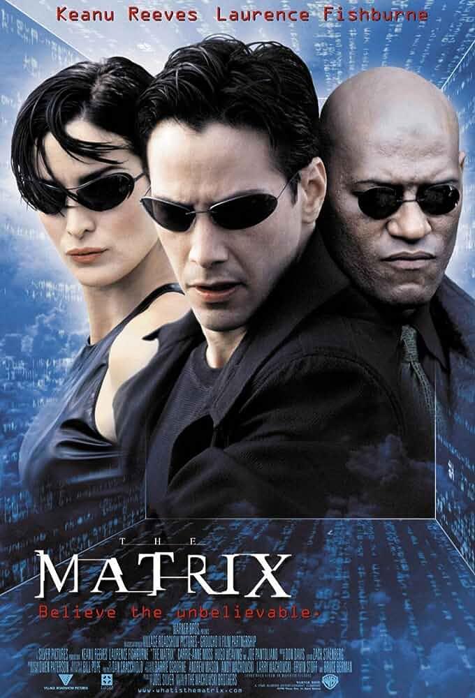The Matrix (1999) in Hindi