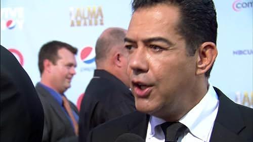 2012 Nclr Alma Awards: Carlos Gomez, The Glades