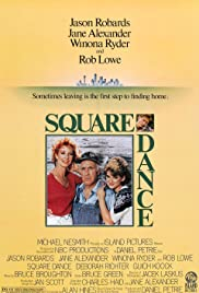 Square Dance Poster